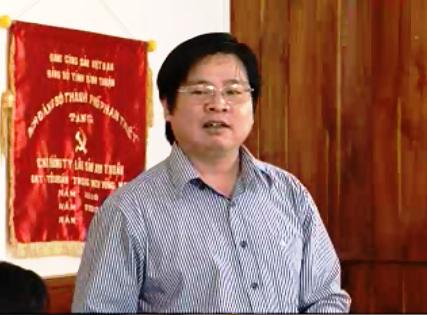 Tiến sĩ Lê Cao Thanh - Viện phát triển kinh tế miền Đông